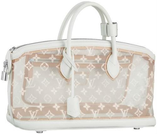 Monogram Transparence Louis Vuitton tilbehør Collection