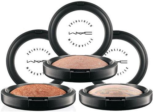 MAC Feminine Face Spring 2014 Makeup